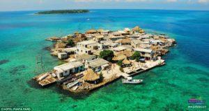 isola affollata